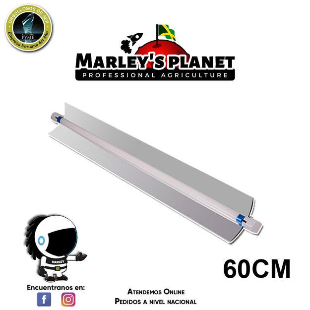 Imagen de Iluminación Fluorescente Abierta T5 - 1 Tubo 60cm