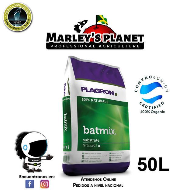 Imagen de Batmix 50L sustrato fertilizado.