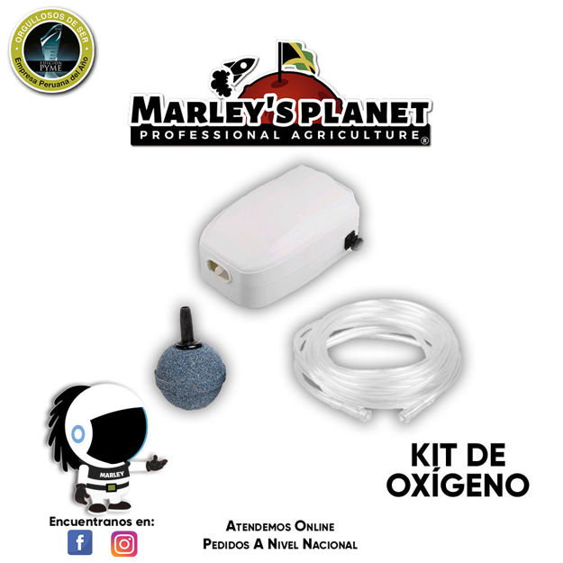 Imagen de Kit de oxigenación