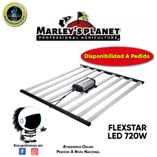 Imagen de FLEXSTAR 720W LED GROW BAR