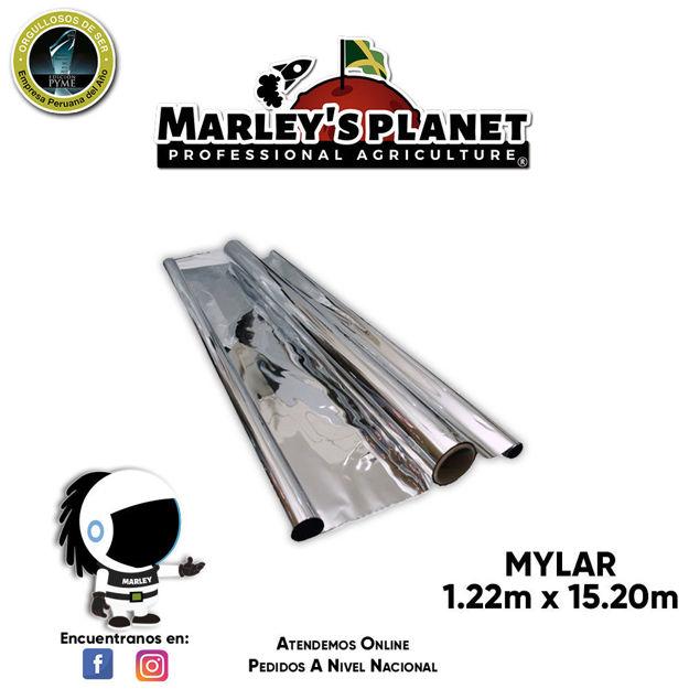 Imagen de Plástico reflectante Mylar 2mm - 1.22 m X 15.20 m
