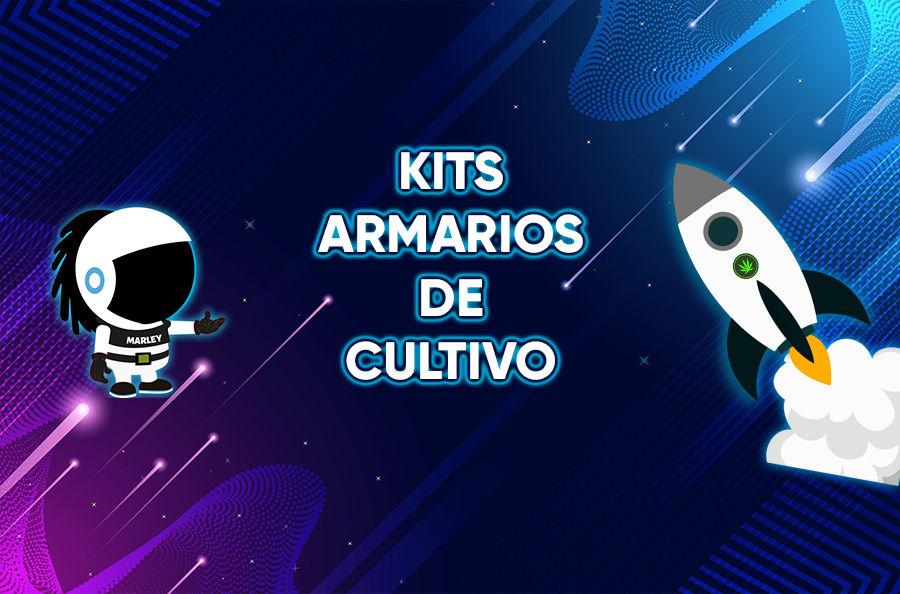 Imagen para la categoría KITS ARMARIOS DE CULTIVO