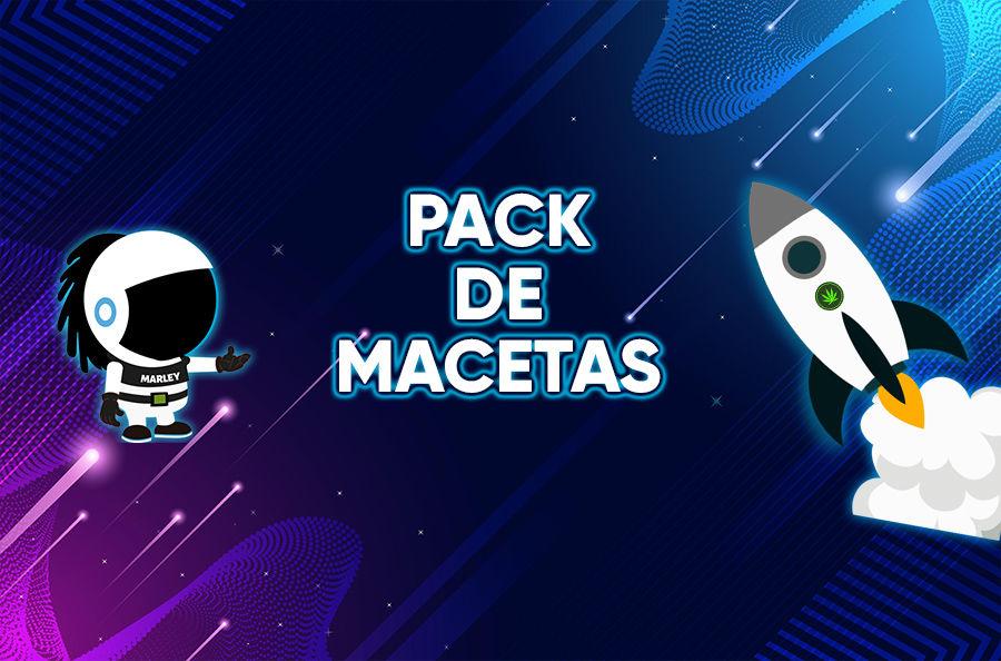 Imagen para la categoría PACK DE MACETAS